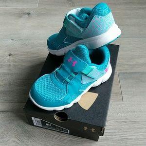 UA toddler shoes